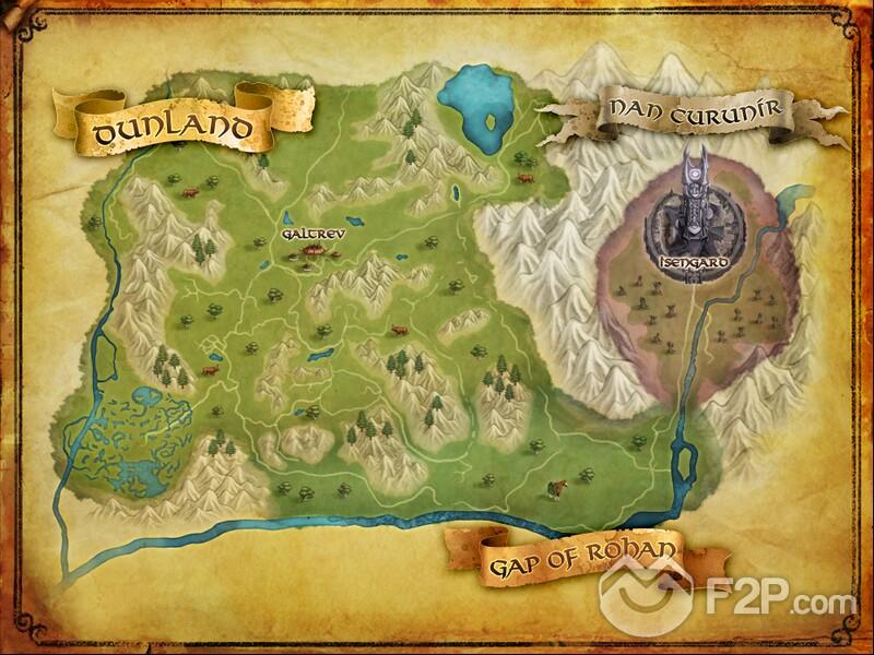 карта на майнкрафт ре изенгард #4
