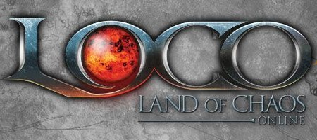Click image for larger version. Name:	Land of Chaos Online - logo.jpg Views:	2075 Size:	33.2 KB ID:	10372