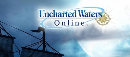 Click image for larger version. Name:	Uncharted Waters Online - logo.jpg Views:	1254 Size:	22.0 KB ID:	3397