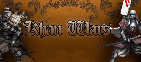 Click image for larger version.Name:Khan Wars - logo.jpgViews:681Size:33.5 KBID:3609