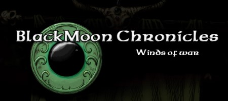 Click image for larger version. Name:	BlackMoon Chronicles Winds of war - logo.jpg Views:	483 Size:	18.3 KB ID:	4895