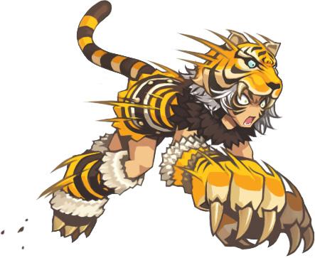 Click image for larger version.Name:LostSaga_Tiger_Artwork1.jpgViews:322Size:94.3 KBID:7115