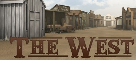 Click image for larger version. Name:	The West - logo.jpg Views:	1001 Size:	25.5 KB ID:	7653