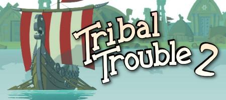 Click image for larger version.Name:Tribal Trouble 2 - logo.jpgViews:1651Size:29.9 KBID:9424