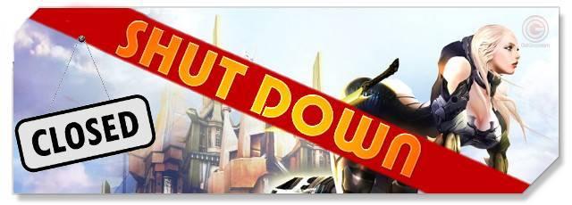 Sevencore - F2P shutdown headlogo