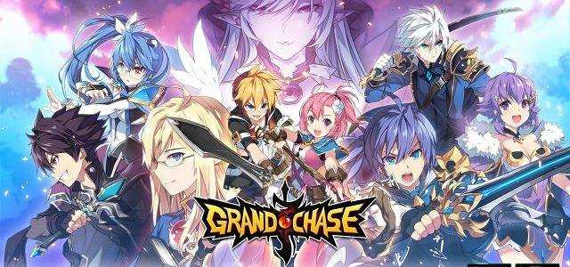 GrandChase iOS and Google Play