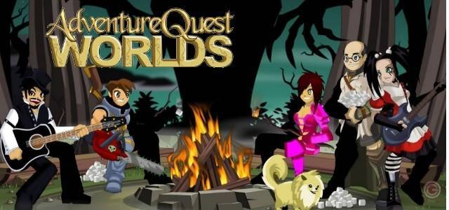 AdventureQuest Worlds - logo640