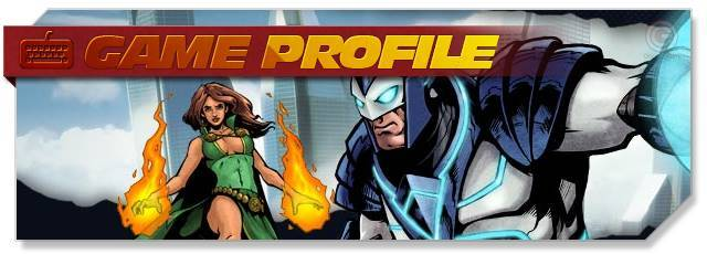 Champions Online - Game Profile headlogo - EN