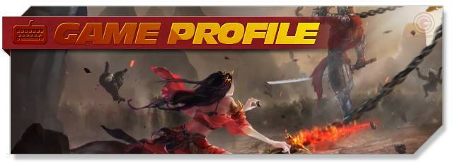Conquer Online - Game Profile headlogo - EN
