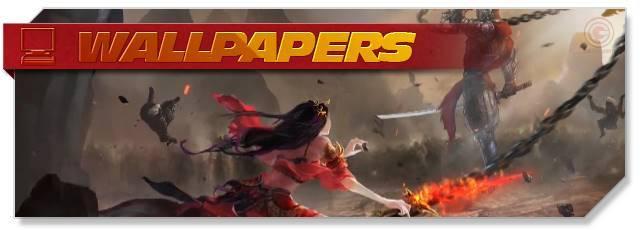 Conquer Online - Wallpapers headlogo - EN