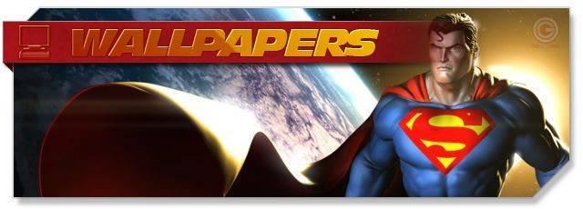 DC Universe Online - Wallpapers - EN