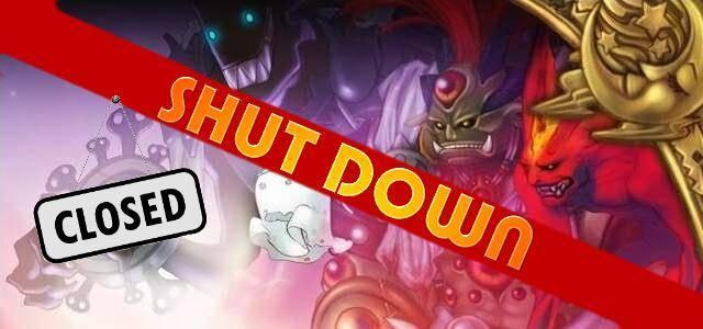 Myth Angels Online - logo 640 shut