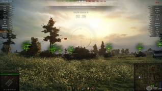 World of Tanks screenshots (2)