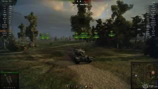 World of Tanks screenshots (3)