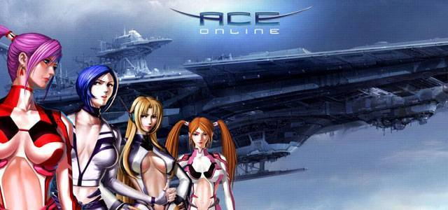 Ace Online flight-action space shooter Free-to-play, with a focus on player vs. player combat
