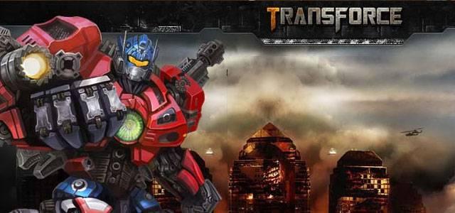 transforce game transforce mmorpg