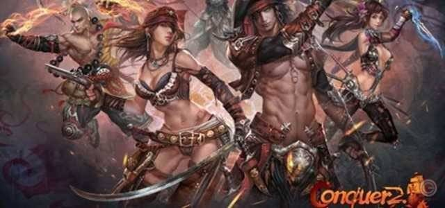 Conquer Online 2 - logo640