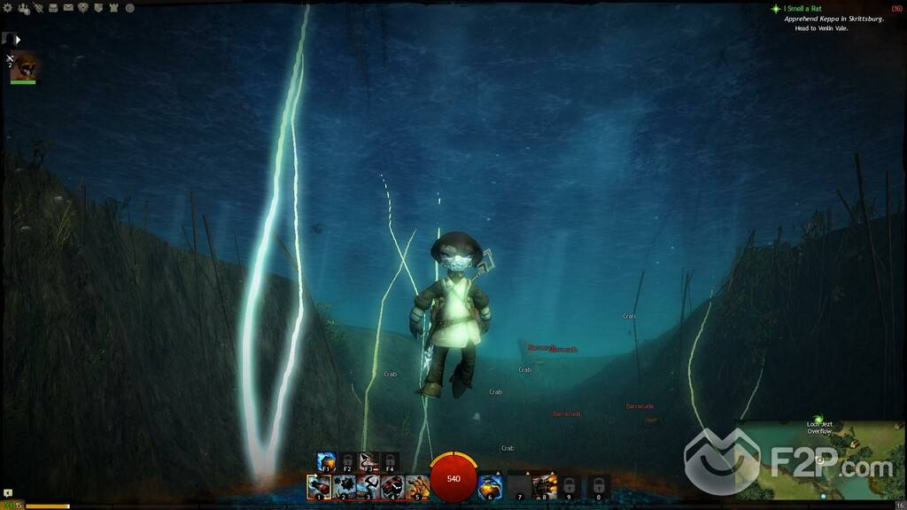 an analysis of the video game for guild wars 2 Guild wars 2 is a fantasy massively multiplayer online role-playing game and is the sequel to the episodic guild wars game series.