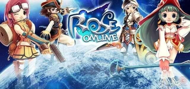 ROSE Online - logo640