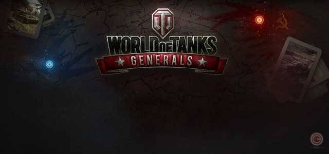 World of Tanks Generals - logo640