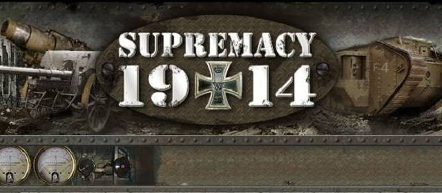 Supremacy 1914 Browser MMO