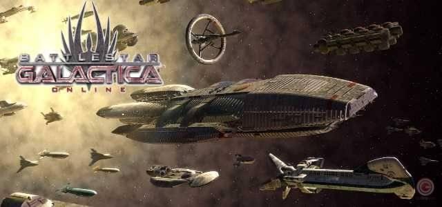 Battlestar Galactica Online - logo640