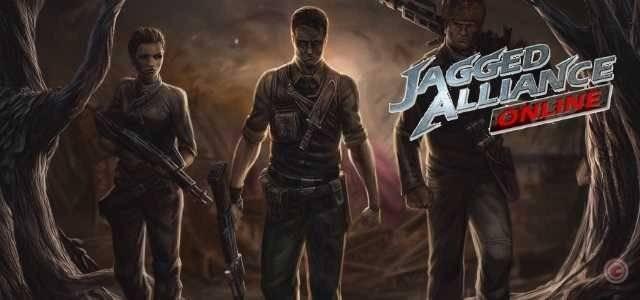 Jagged Alliance Online - logo640