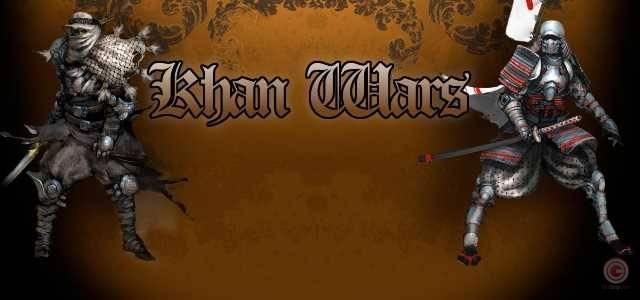 Khan Wars - logo640