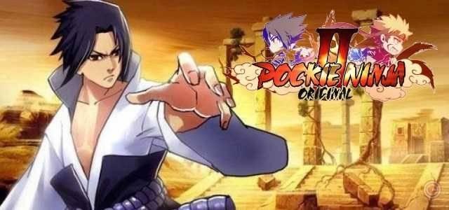 Pockie Ninja II Original - logo640