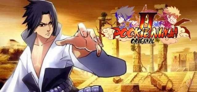 Pockie Ninja II Original , has launched the update ? Chapter 2