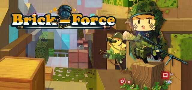 Brick-Force - logo640