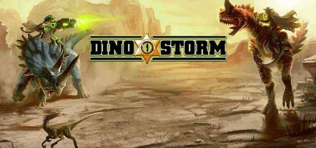 Exclusive review of Dino Storm
