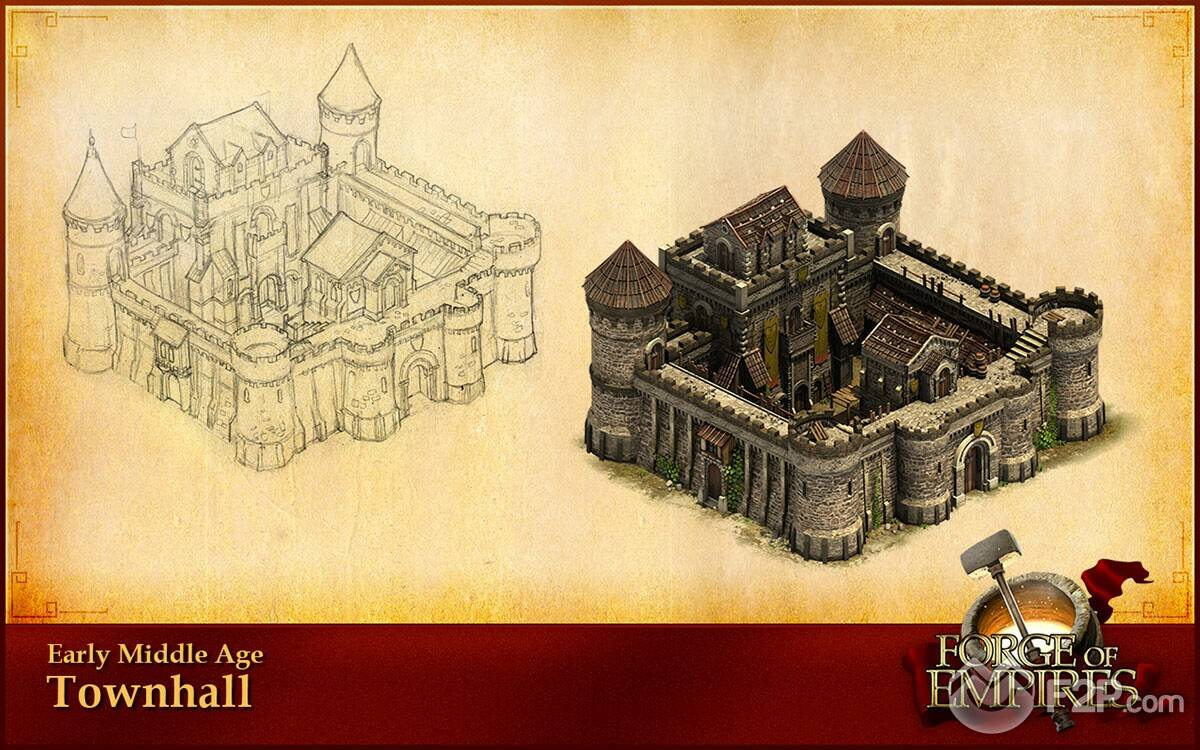 Forge Of Empires Special Buildings With Fp