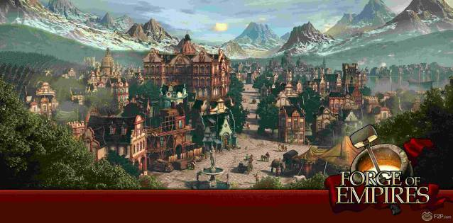 InnoGames implements the colonial age to Forge Empires