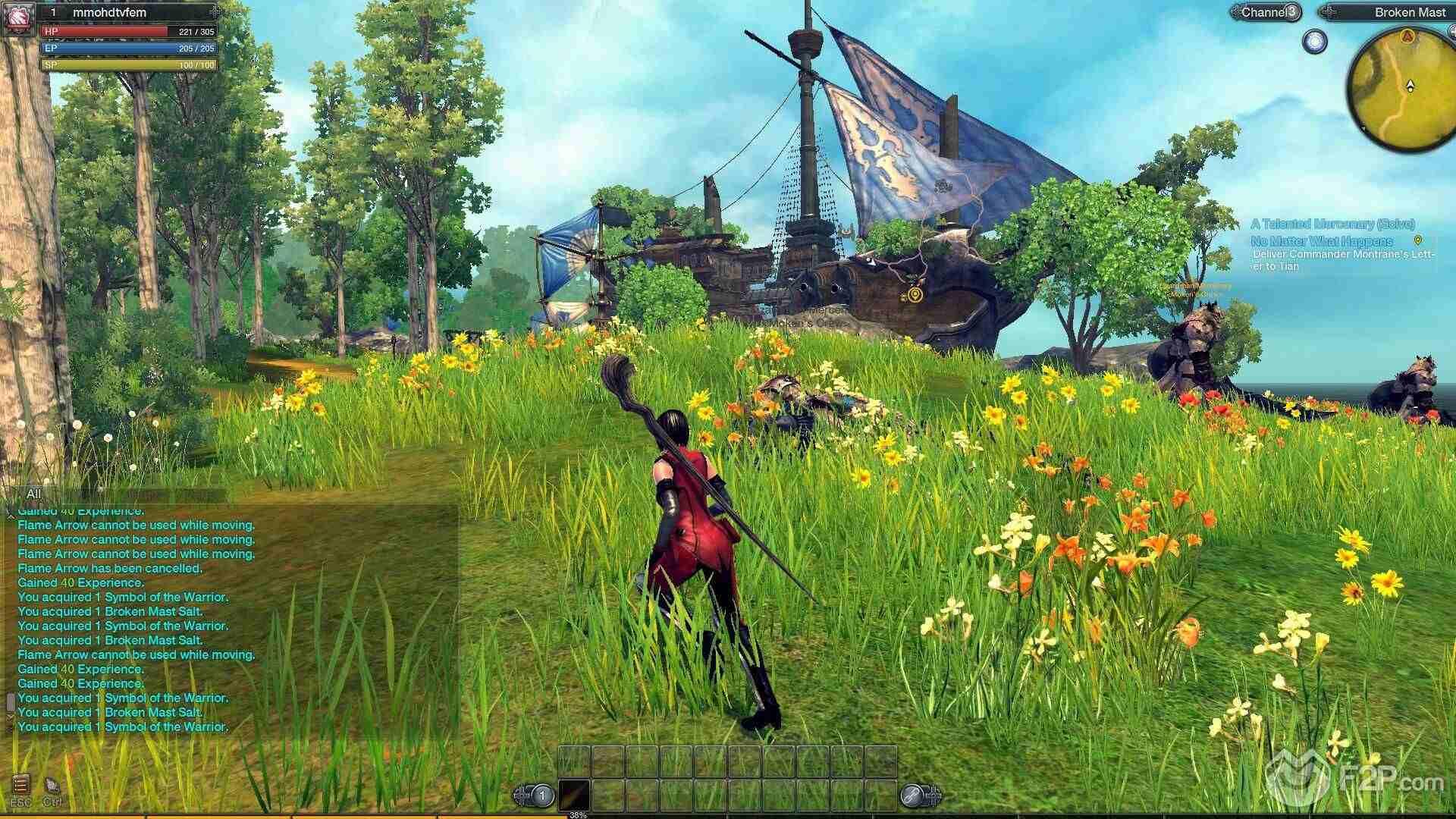 RaiderZ Gameplay Review - Monster Hunting MMO - YouTube