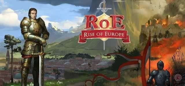 Rise of Europe - logo640