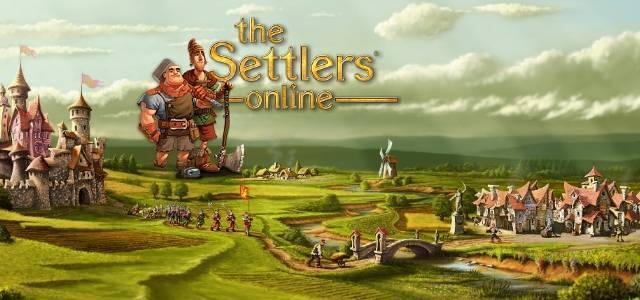 The Settlers Online - logo