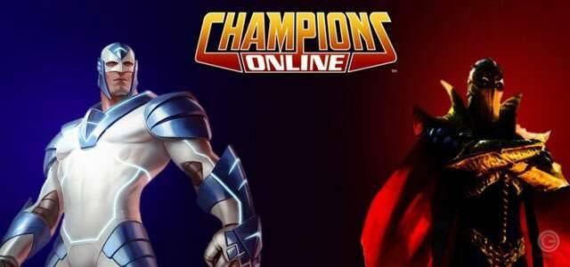 Champions Online - logo640