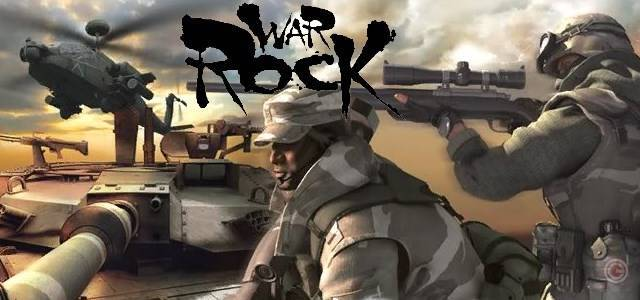 War Rock - logo640