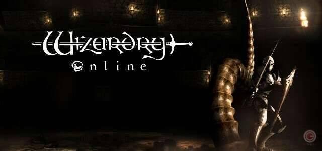 Wizardry Online - logo640