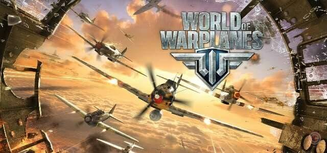 World of Warplanes - logo640