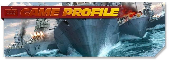 World of Warships - Game Profile - EN