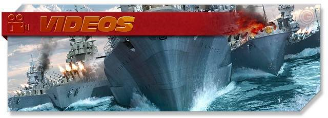 World of Warships - Videos - EN