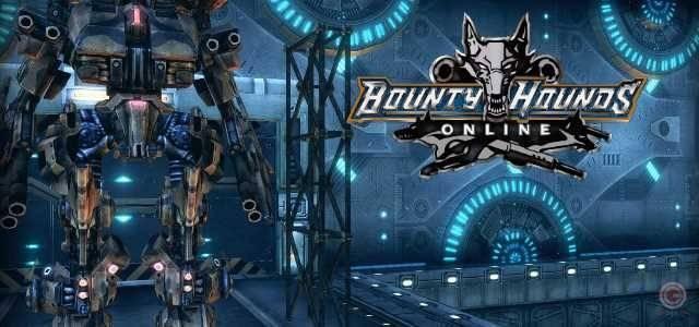 Bounty Hounds Online - logo640