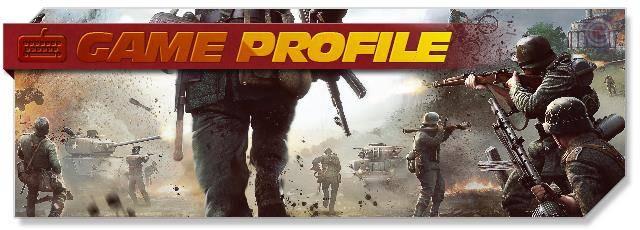 Heroes and Generals - Game Profile headlogo - EN