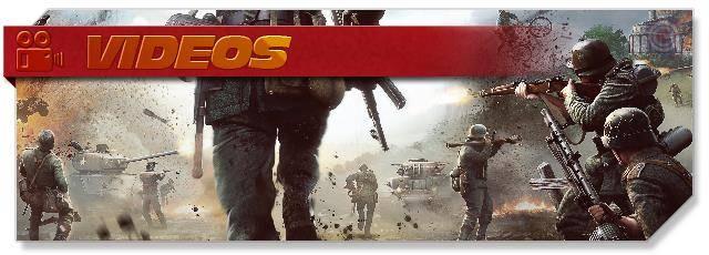 Heroes and Generals - Videos headlogo - EN