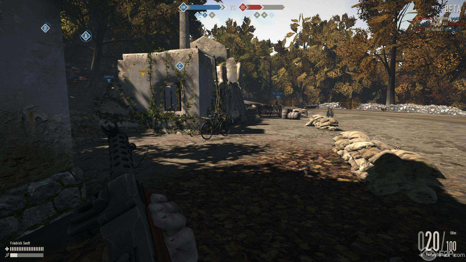 Heroes and Generals screenshot (14)