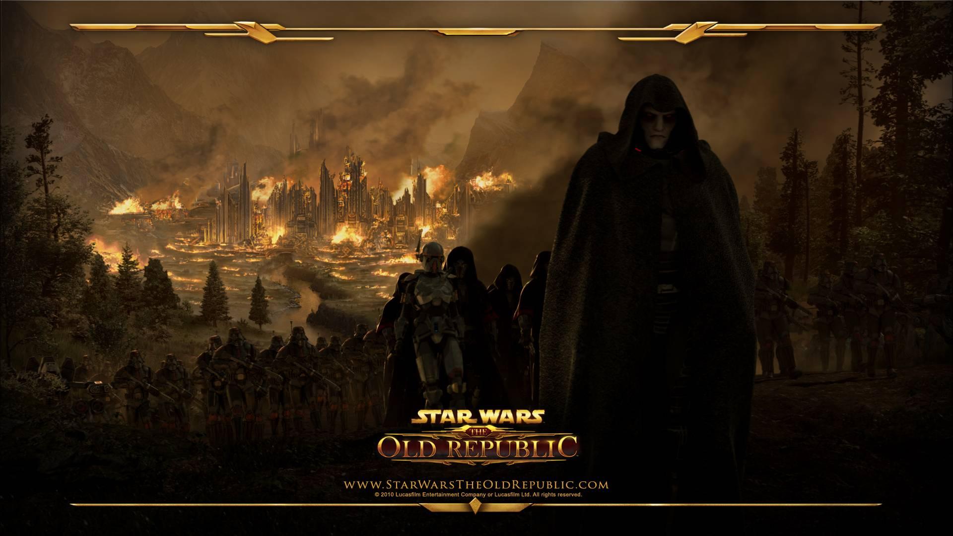 Star Wars The Old Republic wallpaper 6