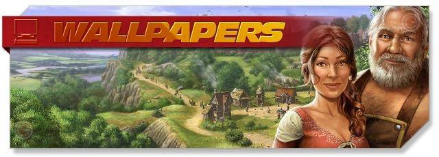 The Settlers Online - Wallpapers - EN