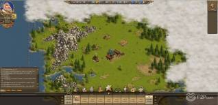 The Settlers Online screenshot (2)